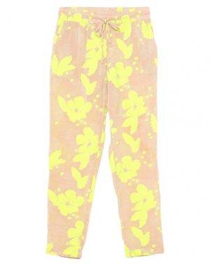 Повседневные брюки ATOS LOMBARDINI. Цвет: песочный