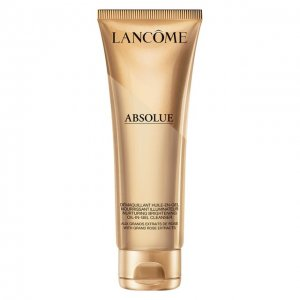 Гель-масло для снятия макияжа и очищения кожи лица Lancome. Цвет: бесцветный