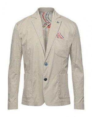 Пиджак NEILL KATTER. Цвет: бежевый
