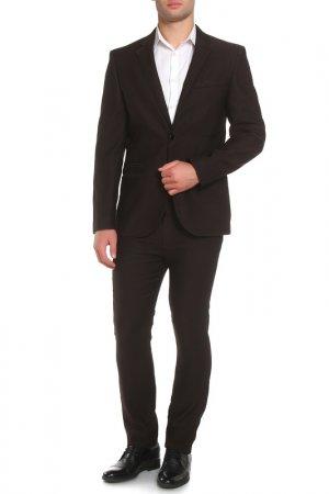 Костюм: пиджак, брюки CNC Costume National C'N'C. Цвет: черный