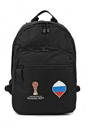 Рюкзак FIFA Confederations Cup Russia 2017. Цвет: черный