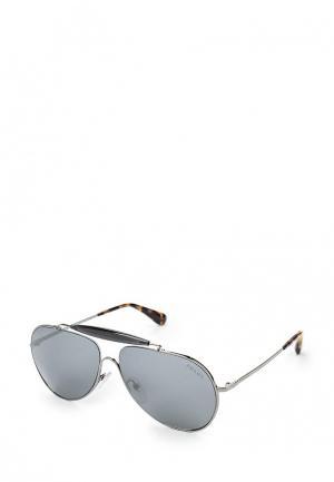 Очки солнцезащитные Prada PR 56SS 5AV7W1. Цвет: серебряный