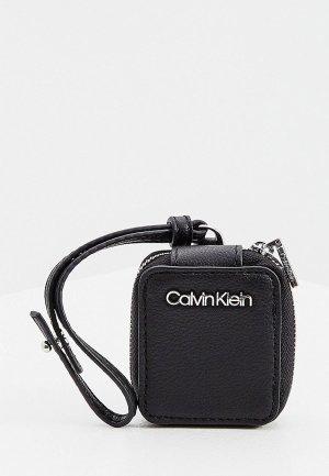 Чехол для наушников Calvin Klein. Цвет: черный