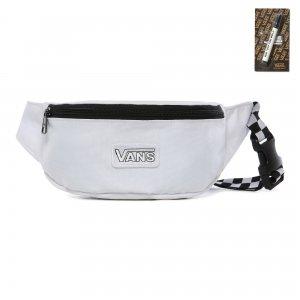 Поясная сумка Diy Fanny VANS. Цвет: белый