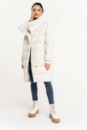Пальто befree. Цвет: 60, молочный