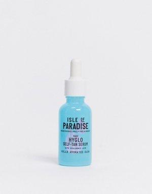 Сыворотка-автозагар с гиалуроновой кислотой HYGLO 30 мл-Бесцветный Isle of Paradise
