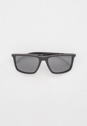 Очки солнцезащитные Emporio Armani EA4161 54376G. Цвет: серый