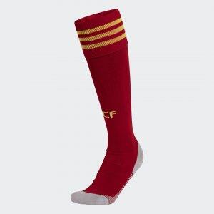 Домашние игровые гетры сборной Колумбии 20/21 Performance adidas. Цвет: красный