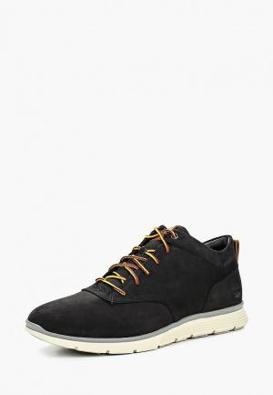 Ботинки Timberland Killington Half Cab BLACK. Цвет: черный