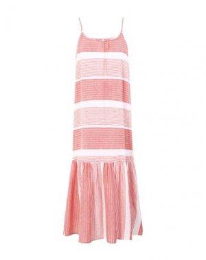 Пляжное платье SEAFOLLY. Цвет: красный