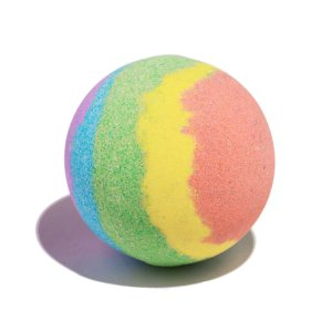 Духи ароматизированная многоцветная бомба для ванны-120г SHEIN. Цвет: многоцветный