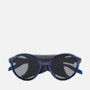 Солнцезащитные очки Clifden Oakley. Цвет: синий