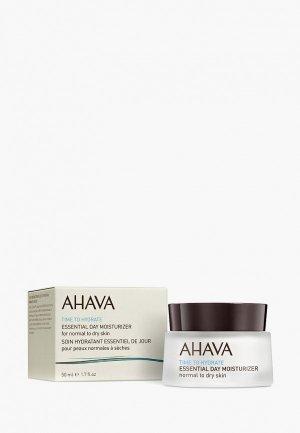 Крем для лица Ahava Time To Hydrate, 50 мл. Цвет: прозрачный