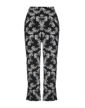Повседневные брюки DRY LAKE.. Цвет: темно-синий