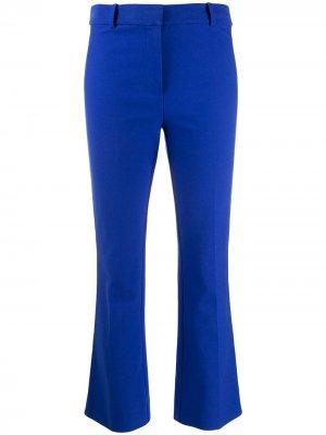Укороченный брюки клеш Corinna с лампасами Derek Lam 10 Crosby. Цвет: синий