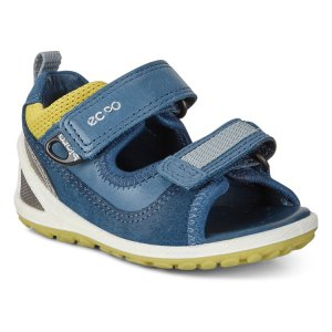 Сандалии LITE INFANTS SANDAL ECCO. Цвет: синий