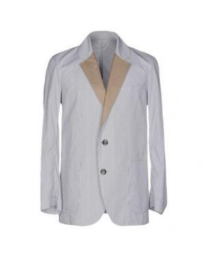 Пиджак UMIT BENAN. Цвет: белый