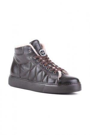 Ботинки Gianfranco Butteri. Цвет: коричневый