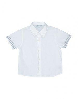 Pубашка BABY GRAZIELLA. Цвет: белый