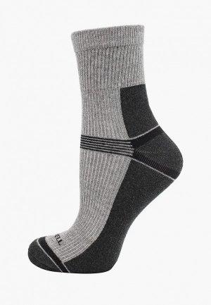 Носки Merrell. Цвет: серый