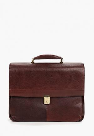 Портфель Dr.Koffer MP002XU0E92B. Цвет: коричневый