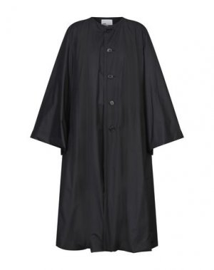 Легкое пальто NOIR KEI NINOMIYA. Цвет: черный
