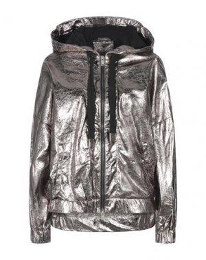 Куртка 10SEI0OTTO. Цвет: серебристый