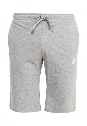 Шорты Nike Mens Sportswear Short. Цвет: серый