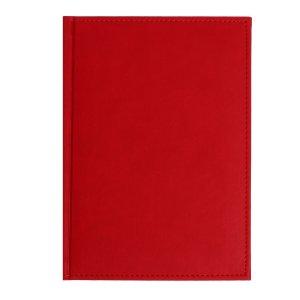 Ежедневник датированный а5 на 2022 год, 168 листов, обложка искусственная кожа vivella, касный Calligrata