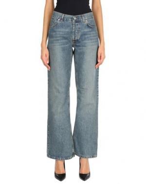 Джинсовые брюки RICHMOND DENIM. Цвет: синий