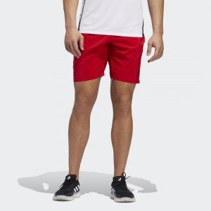 Шорты для тенниса 3-Stripes 9-Inch Performance adidas. Цвет: none