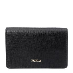 Визитница BABYLON S BUSINESS CARD CASE черный FURLA