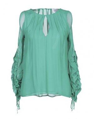 Блузка ANNARITA N TWENTY 4H. Цвет: зеленый