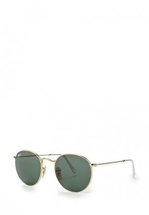 Очки солнцезащитные Ray-Ban® RB3447 001. Цвет: зеленый