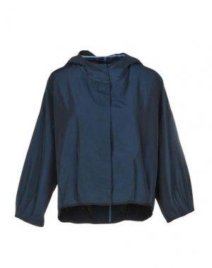 Куртка BLUE LES COPAINS. Цвет: темно-синий