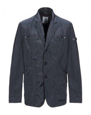 Пиджак PEUTEREY. Цвет: темно-синий
