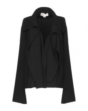 Куртка ANTONIO BERARDI. Цвет: черный