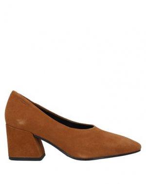 Туфли VAGABOND SHOEMAKERS. Цвет: верблюжий