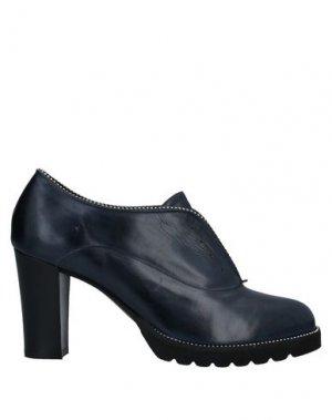 Ботинки CALPIERRE. Цвет: темно-синий