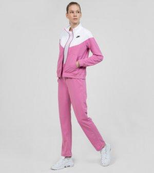 Костюм женский Sportswear, размер 48-50 Nike. Цвет: розовый