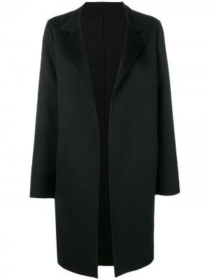 Пальто миди Yarden Liska. Цвет: зеленый