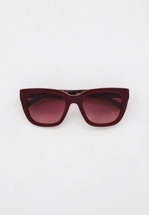Очки солнцезащитные Coach HC8318 54798H. Цвет: фиолетовый