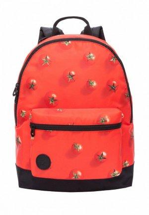 Рюкзак Grizzly. Цвет: красный