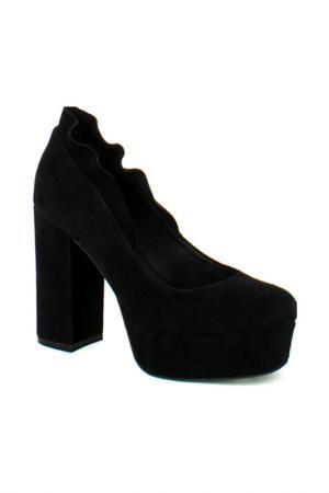 Туфли Fornarina. Цвет: черный