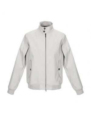 Куртка HENRI LLOYD. Цвет: светло-серый