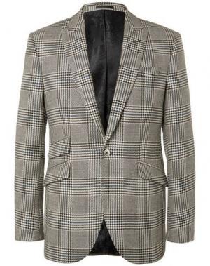 Пиджак FAVOURBROOK. Цвет: черный