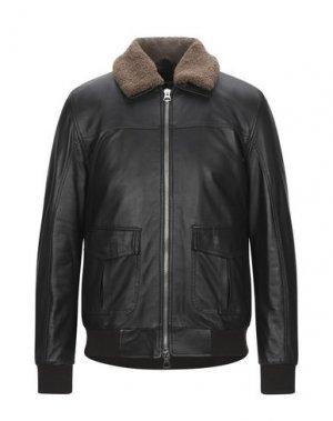 Куртка HAVANA & CO.. Цвет: темно-коричневый
