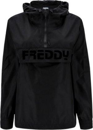 Ветровка женская , размер 44-46 Freddy. Цвет: черный