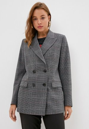 Пиджак Essentiel Antwerp Tramadol. Цвет: серый