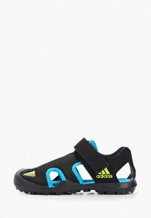 Сандалии adidas CAPTAIN TOEY K. Цвет: черный